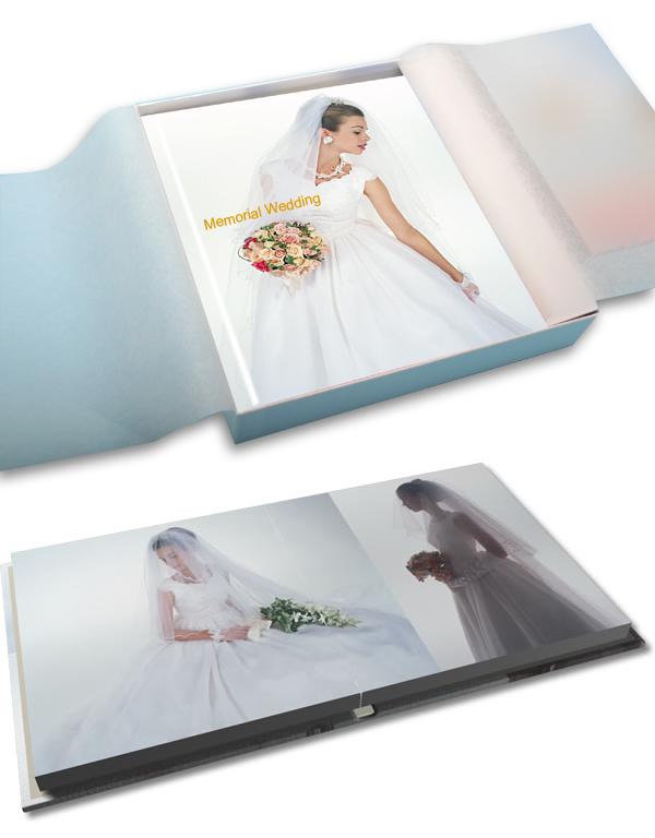結婚式で人気のフォトブック